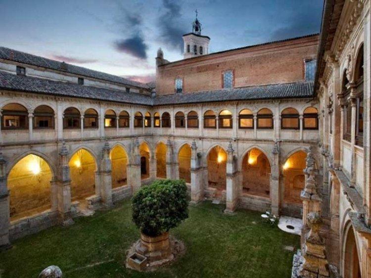 Real Monasterio de San Zoilo hotel castilla y leon best