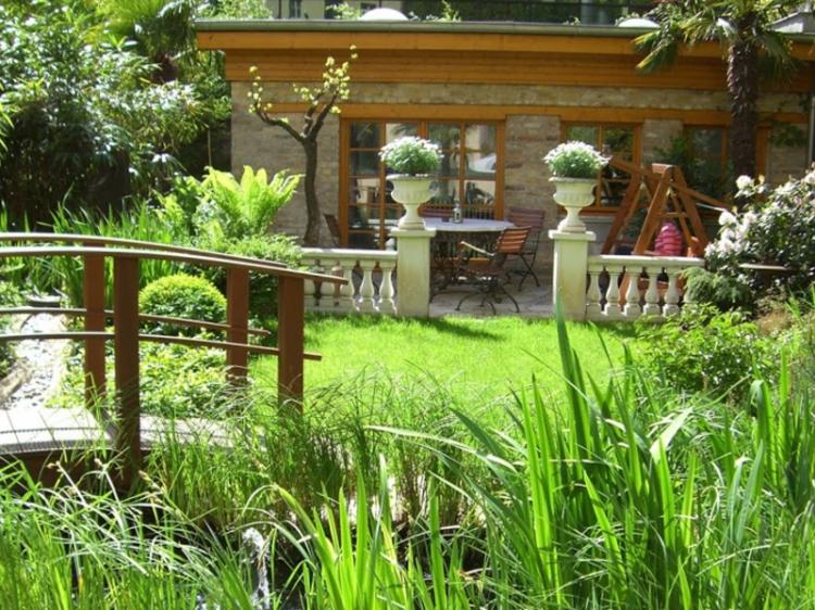 honigmond garden hotel. Black Bedroom Furniture Sets. Home Design Ideas
