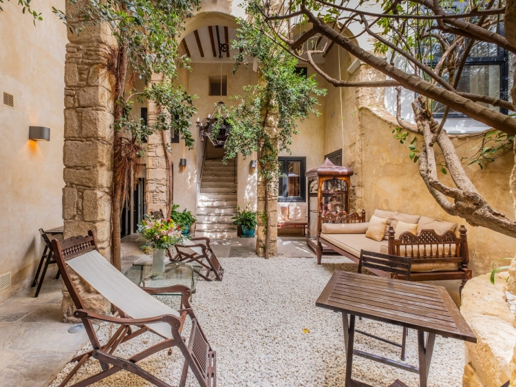 Hotel V...  Vejer de la Frontera hotel romantic luxus