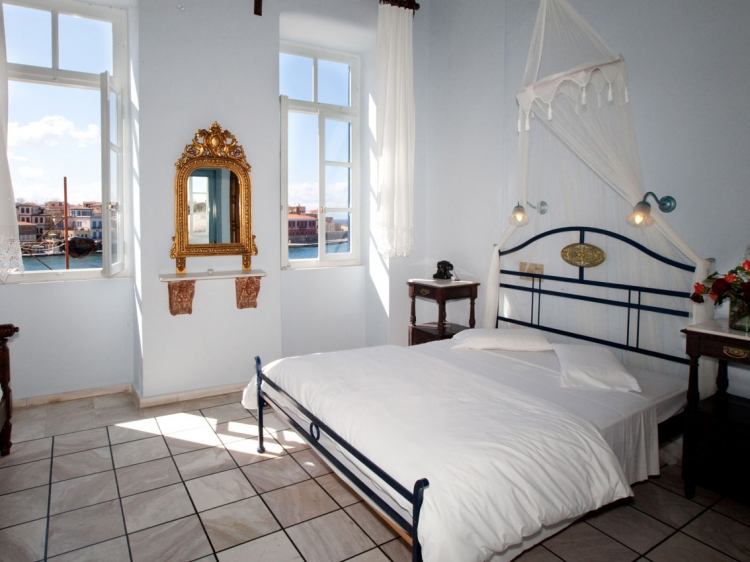 Pandora suites hotel Chania b&b apartments best small charming