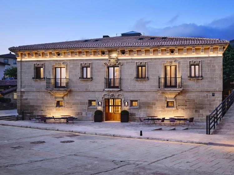 Palacio de Samaniego Hotel con Encanto