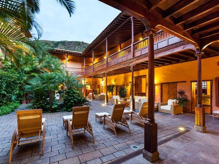 La Quinta Roja Hotel Boutique Garichico Tenerife design small
