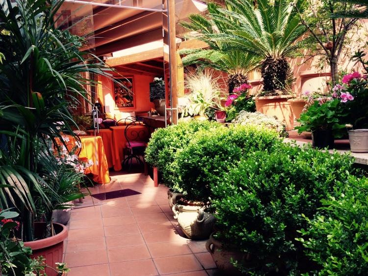 Villa della Fonte Rome Italy Charming Hotel