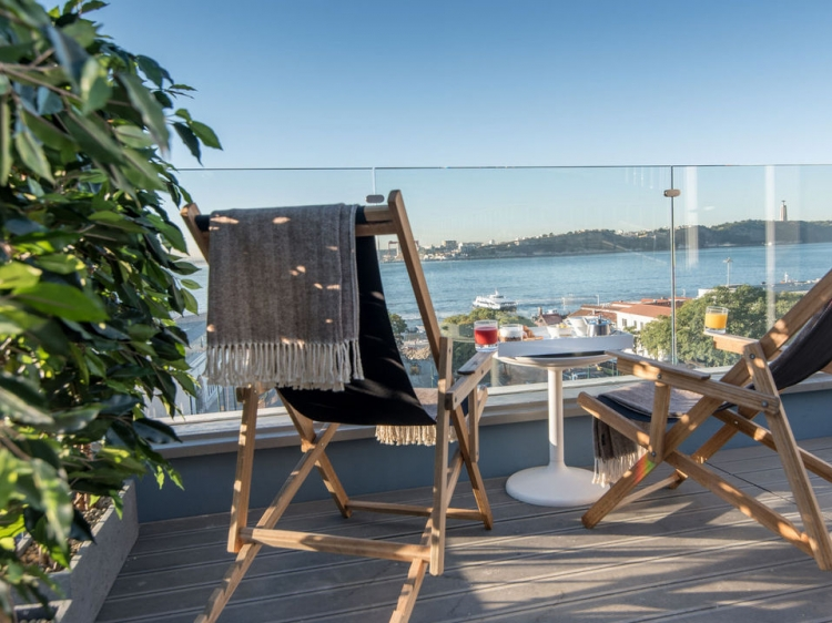 lx boutique hotel Lisbon hotel con encanto Lisboa