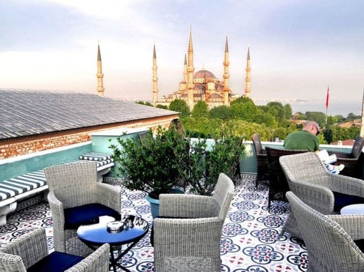 Hotel Ibrahim Pasha Design Hotel Istanbul Turkey best small