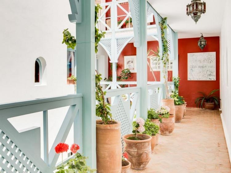 Ryad Watier Morocco Traditional best hotel essaouira