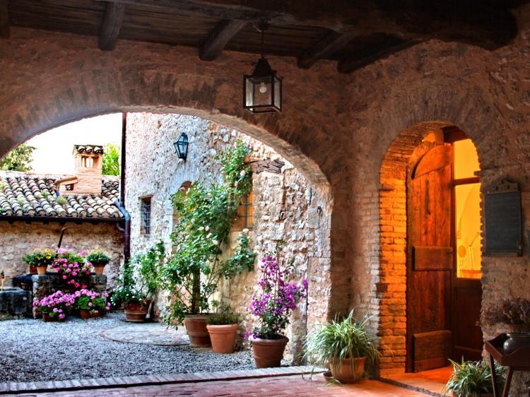 Borgo della Marmotta Umbria Apartments romantic