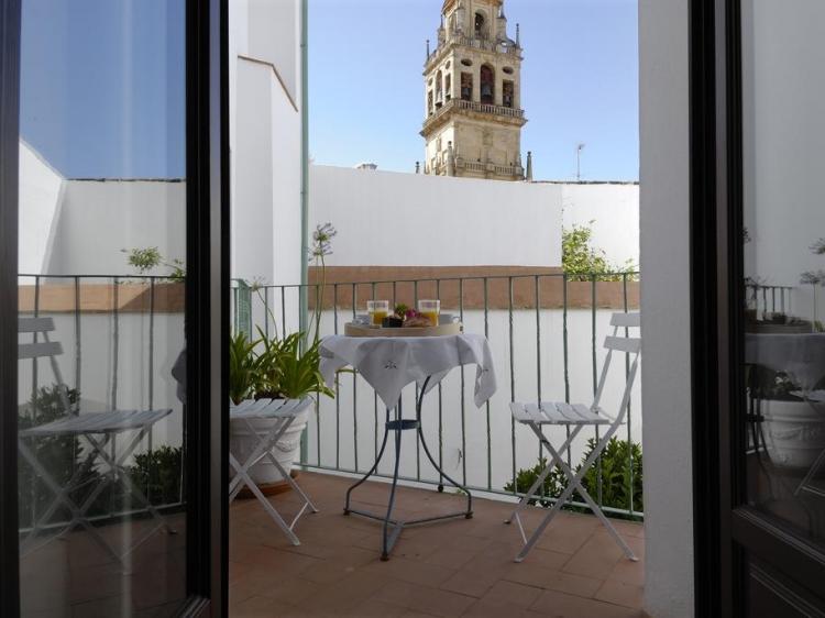 Apartamentos Calleja de la Hoguera Cordoba hotel apartments best
