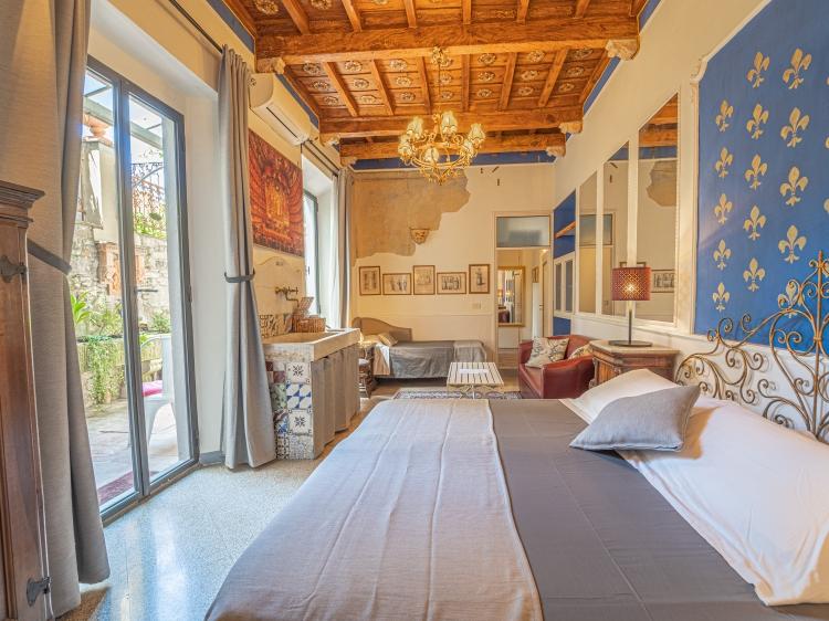 Relais & Maison Grand Tour Florence Italy Boutique Hotel