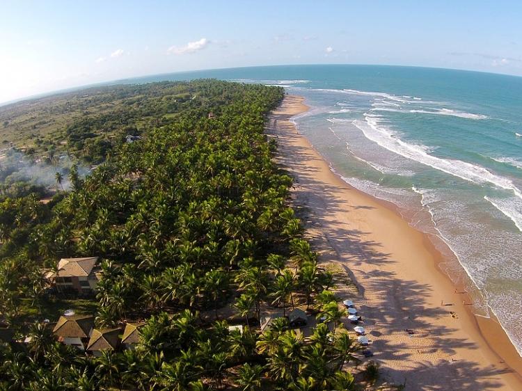 Dreamland Bungalows Bahia Maraú Best Hotel best