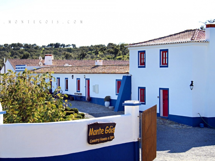 Monte Gois Country House Alentejo  hotel b&b hip trendy spa best