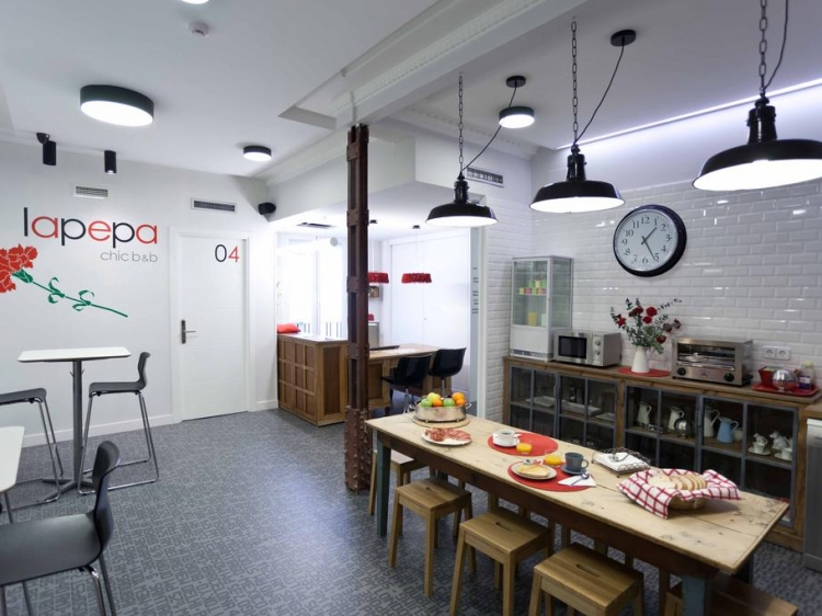 La Pepa Chic Bed & Breakfast Madrid best