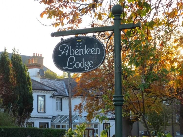Aberdeen Lodge dublin Inn hotel
