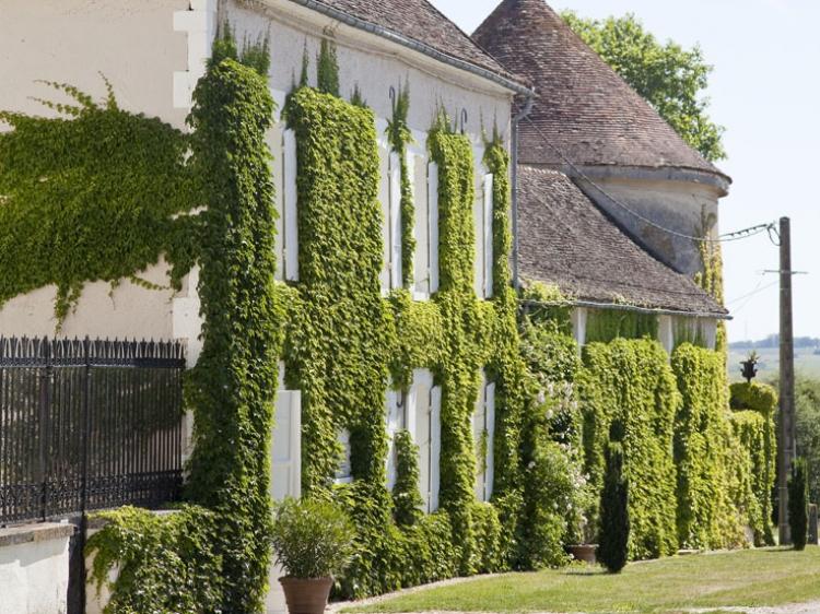 Chateau de la Resle Burgundy Hotel design best