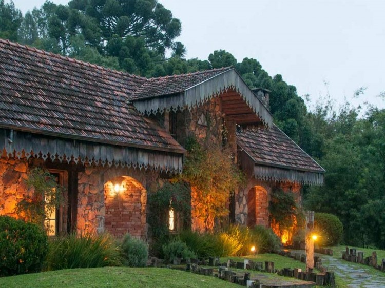 La Hacienda Hotel b&b Rio Grande do Sul romantic best