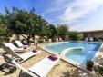 B&B Villa U Marchisi Sicily Cava D'Aliga Italy Bed Da Letto