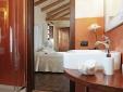 Antica Locanda Lunetta Italy Bedroom and Bathroom