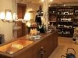 Gourmet shop at Boutique Hotel Schlüssel Beckenried, Lake Lucerne Switzerland