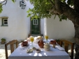 The breakfast is included whith a fresh baked bread every morning...