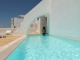 Pool on the rooftop Convent hotel B&B olhao boutique design Algarve best