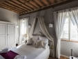 Deluxe double room with canopy bed, 1st floor