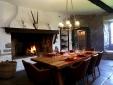 Chateau Villarlong Carcasonne Languedo-Rousillon France Livingroom