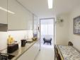 Otilia Apartments Lisbon Portugal Kitchen
