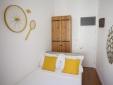 Otilia Apartments Lisbon Portugal Bedroom