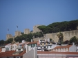 Otilia Apartments Lisbon Portugal Castle View