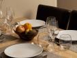 Orange Apartment: Sofa bed