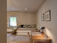 Orange Apartment: Dining area