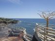 Terrace  White Exclusive Suites & Villas Azores Sao Miguel