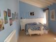 GUEST GOUSE-BLUE BEDROOM