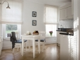 von Deska Townhouses White House stylish apartment Hambourg
