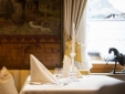 Arthotel Cappella snow mountains panoramic view