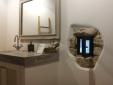 Room H1, bathroom