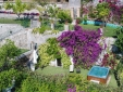 Sea view terraced garden with outdoor Jacuzzi
