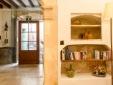Terrace double room Ses Pedres