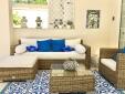 Villa Babej Holiday House at beach Sicilia Italy
