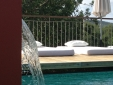 Can Lluc pool area