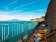 Villa Tozzoli House Sorrento Italy coastal escape
