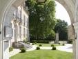 Chateau de Villette Burgundy hotel b&b boutique