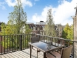 Roof Terrace deluxe Holiday Rental Apartment Amsterdam Center