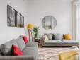Architectural Apartment in Baixa Central Lisbon Historic Downtown Portugal