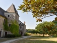 Manoir de Jouralem Blaison-Gohier countryside