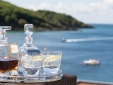 Stay at Salcombe Hotel & Spa drinks ocean view england