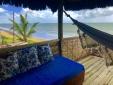 Pousada Thaynã Caraíva Bahia hammock beach escape