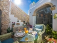 breakfast in your secluded, private patio
