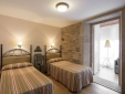 Costa Vella Galicia Spain Twin Bedroom