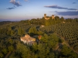 Costalmandorlo in the tuscan countryside